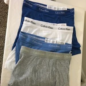 Calvin Klein Men Boxer Briefs Shorts New